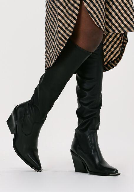 Zwarte BRONX Hoge laarzen NEW KOLE 14231  - large