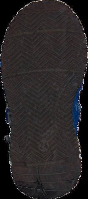Blauwe DEVELAB Lage sneakers 41403  - large
