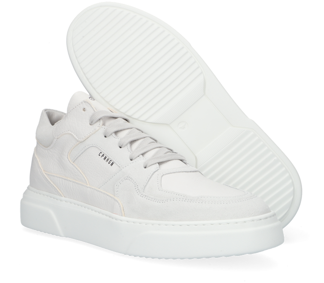 Witte COPENHAGEN STUDIOS Hoge sneaker CPH111M  - large