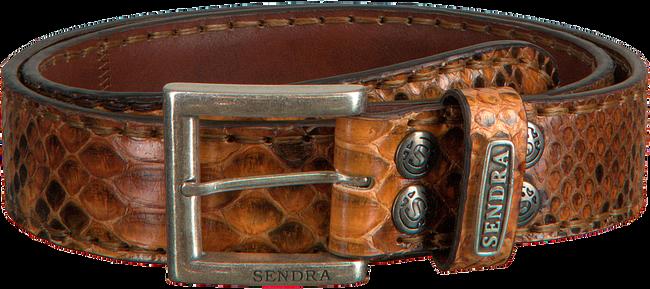 Bruine SENDRA Riem 1016 - large