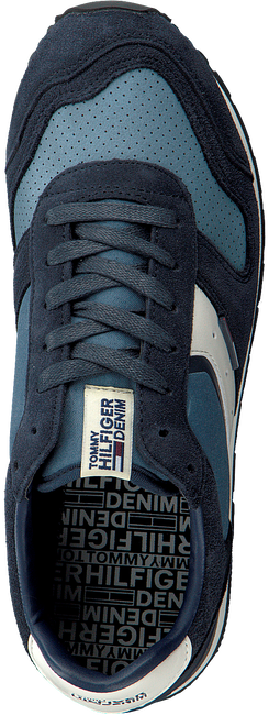 Blauwe TOMMY HILFIGER Sneakers BARON 1C1  - large