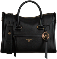 Zwarte MICHAEL KORS Handtas MD SATCHEL  - medium