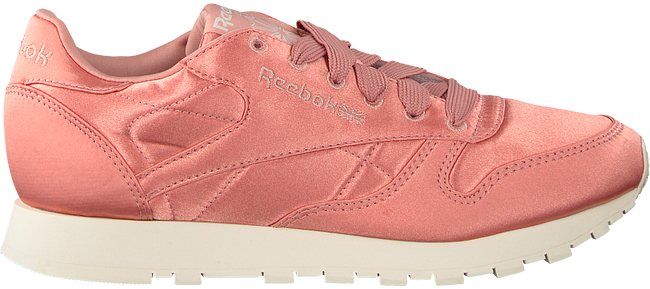Roze REEBOK Sneakers CL LTHR SATIN WMN  - large