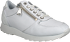 Witte PS POELMAN Sneakers R14587  - small