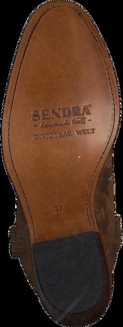 Cognac SENDRA Lange laarzen 14394  - large