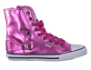 Roze ESPRIT Sneakers BENNY METAL  - small