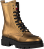 Gouden TOMMY HILFIGER Veterboots RUGGED CLASSIC BOOTIE  - small
