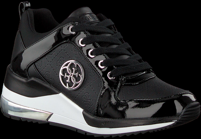 Zwarte GUESS Lage sneakers JARYDS Omoda.nl