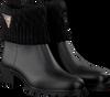 Zwarte GUESS Regenlaars FLVNT3 RUB09  - small