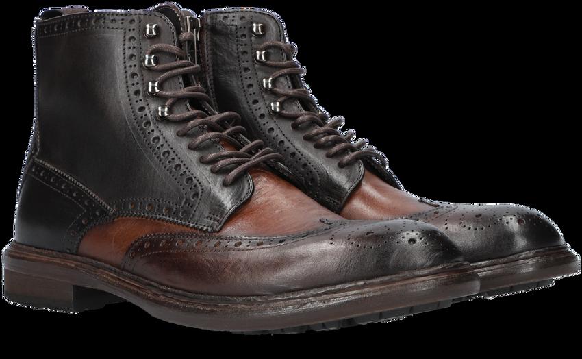 Bruine GIORGIO Hoge sneaker 47602  - larger