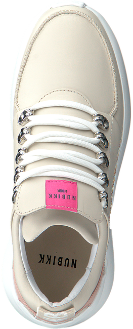 Beige NUBIKK Lage sneakers LUCY ROYAL  - large