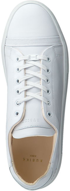 Witte NUBIKK Sneakers JAGGER JOE  - large
