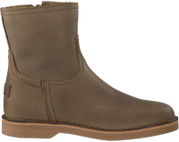 Taupe GIGA Lange laarzen 8509  - medium
