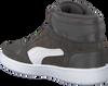 Grijze PUMA Sneakers REBOUND LAYUP SD JR  - small