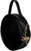 Zwarte FABIENNE CHAPOT Handtas ROUNDY BAG - small