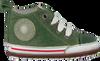 Groene SHOESME Babyschoenen BP9S004 - small