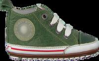 Groene SHOESME Babyschoenen BP9S004 - medium