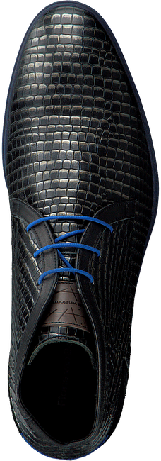 Grijze FLORIS VAN BOMMEL Nette schoenen 10876  - large