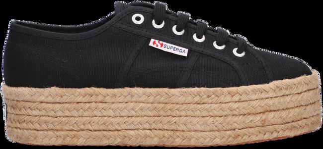 Zwarte SUPERGA Lage sneakers 2790 ROPE  - large