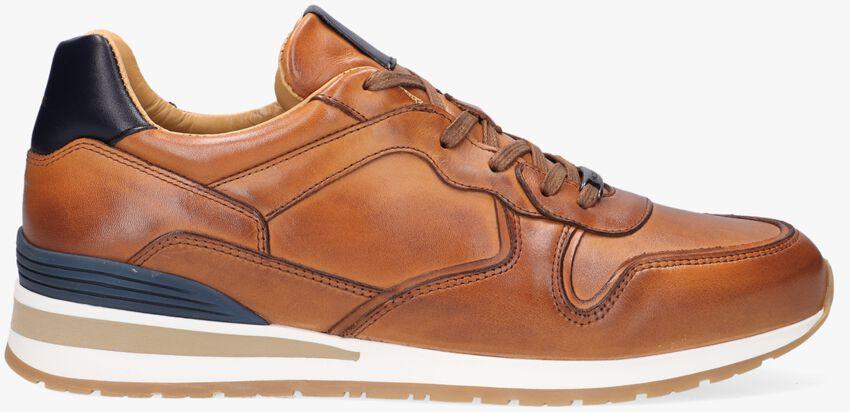 Cognac MAZZELTOV Lage sneakers 11742  - larger