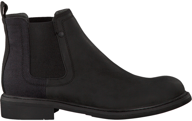 Zwarte G-STAR RAW Chelsea boots D06377  - large