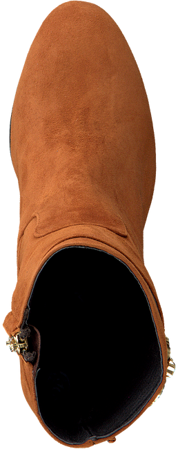 Cognac FABIENNE CHAPOT Enkellaarsjes RUBY BOOT - large
