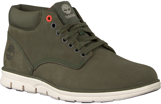 Groene TIMBERLAND Sneakers BRADSTREET CHUKKA - large
