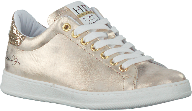 Gouden HIP Sneakers H1678  - large