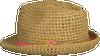 Beige LE BIG Hoed SALWA HAT  - small