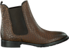 Cognac OMODA Chelsea boots 051.903  - small