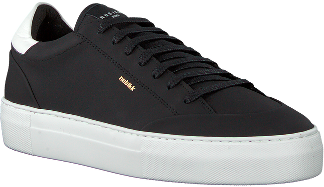 Zwarte NUBIKK Lage sneakers JAGGER NAYA  - large