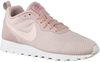 Beige NIKE Sneakers WMNS MD RUNNER 2 ENG MESH - small