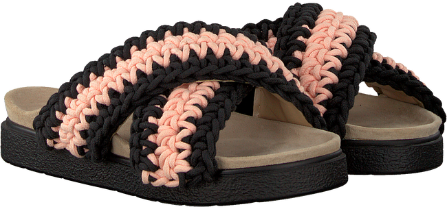 Roze INUIKII Slippers WOVEN  - large