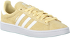Gele ADIDAS Sneakers CAMPUS DAMES  - small