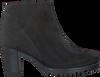 Zwarte GABOR Enkellaarsjes 92.861 - small