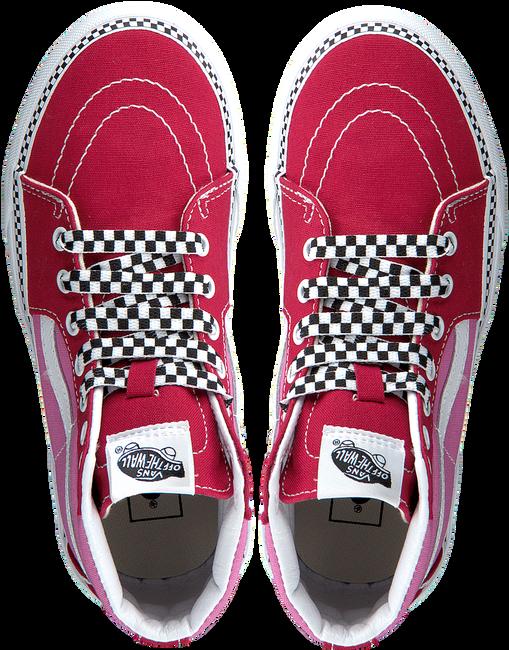 Rode VANS Hoge sneaker UY SK8-HI PLATFORM 2.0  - large