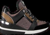 Zwarte MICHAEL KORS Sneakers GEORGIE TRAINER  - medium