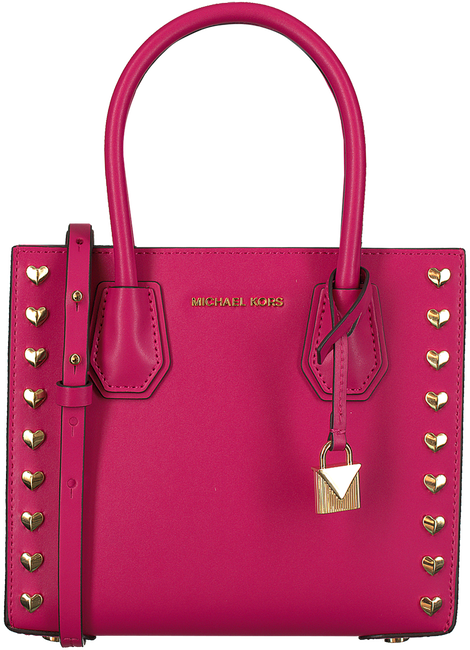 Roze MICHAEL KORS Schoudertas MD MESSENGER - large