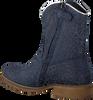 Blauwe HIP Enkellaarsjes H1524  - small