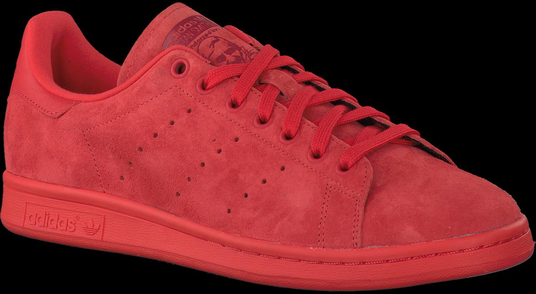 Rode ADIDAS Sneakers STAN SMITH HEREN | Omoda