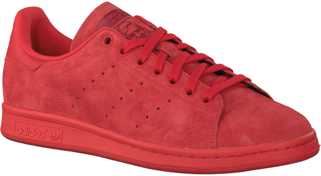Rode ADIDAS Sneakers STAN SMITH HEREN  - large