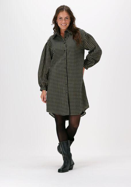 Groene YDENCE Mini jurk DRESS ASHLEY - large