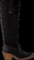 Zwarte SHABBIES Hoge laarzen 193020053  - medium
