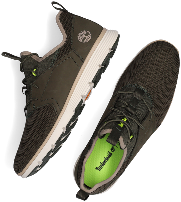 Groene TIMBERLAND Lage sneakers KILLINGTON F/L SOCK FIT OX  - large