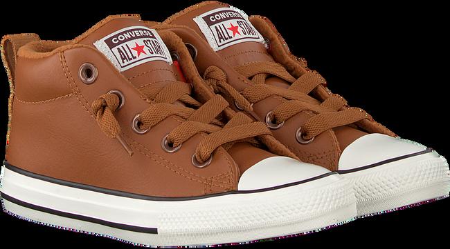 Cognac CONVERSE Sneakers STREET RED ROVER-MID wP2DZEaM