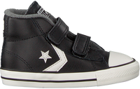 Zwarte CONVERSE Sneakers STAR PLAYER 2V MID - medium