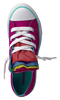 Roze CONVERSE Sneakers AS PARTY SHINE SLIP  - small