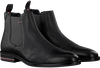 Zwarte TOMMY HILFIGER Chelsea boots SIGNATURE HILFIGER CHELSEA  - small