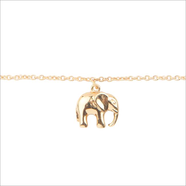 ALLTHELUCKINTHEWORLD ARMBAND SOUVENIR BRACELET ELEPHANT - large