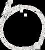 Zilveren ATLITW STUDIO Armband ELEMENTS BRACELET TRIANGLE SOLID - small